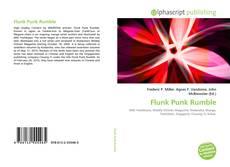 Buchcover von Flunk Punk Rumble
