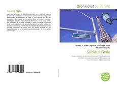 Bookcover of Société Civile