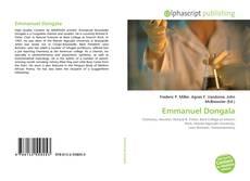 Bookcover of Emmanuel Dongala