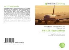 Capa do livro de Vol 123 Japan Airlines
