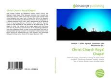 Обложка Christ Church Royal Chapel