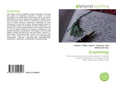 Bookcover of Graphology