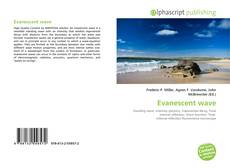 Bookcover of Evanescent wave