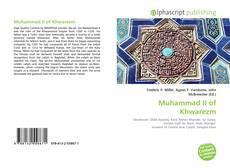 Muhammad II of Khwarezm kitap kapağı