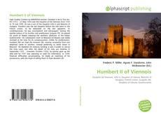 Capa do livro de Humbert II of Viennois