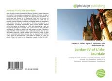 Capa do livro de Jordan IV of L'Isle-Jourdain