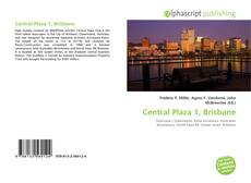 Bookcover of Central Plaza 1, Brisbane