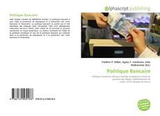 Couverture de Politique Bancaire