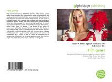 Bookcover of Film genre