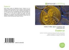 Bookcover of Étalon-or