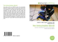 Buchcover von The Untouchables (Band)