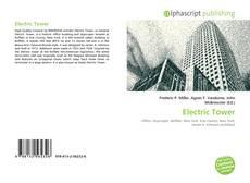 Electric Tower kitap kapağı