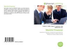 Bookcover of Marché Financier