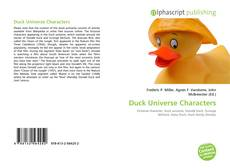 Duck Universe Characters kitap kapağı