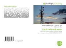 Buchcover von Radio-identification