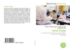 Bookcover of Ashok Gadgil