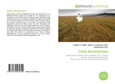 Bookcover of Celia Ammerman