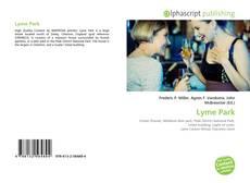 Portada del libro de Lyme Park