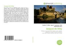 Jacques de Vitry kitap kapağı