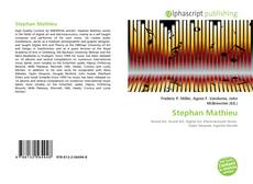 Bookcover of Stephan Mathieu