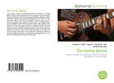 Обложка The Family (Band)
