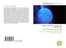 Capa do livro de R-7 (Rocket Family)