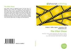 Capa do livro de The Ellen Show