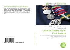Capa do livro de Croix de Guerre 1939–1945 (France)