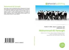 Couverture de Mohammad-Ali Foroughi