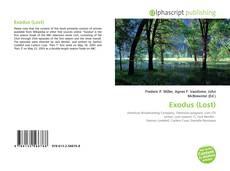 Portada del libro de Exodus (Lost)