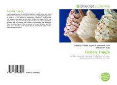 Bookcover of Fosters Freeze