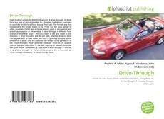Bookcover of Drive-Through