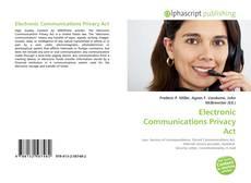 Обложка Electronic Communications Privacy Act