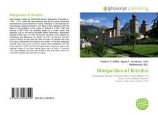 Bookcover of Margaritus of Brindisi