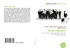 Portada del libro de Hasan Taqizadeh