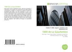 Capa do livro de 1000 de La Gauchetière