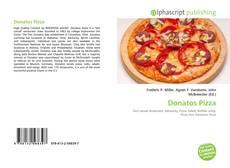 Capa do livro de Donatos Pizza
