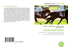 Bookcover of Davona Dale Stakes