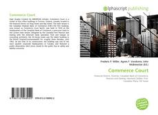Bookcover of Commerce Court