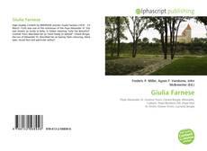 Bookcover of Giulia Farnese