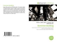 Buchcover von Dominion Building