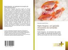 Bookcover of Padre Ibiapina: um apóstolo missionário do semiárido brasileiro