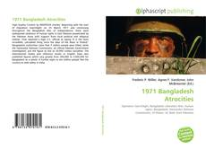 1971 Bangladesh Atrocities的封面