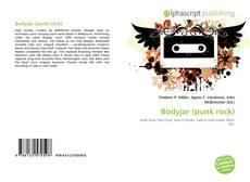 Buchcover von Bodyjar (punk rock)