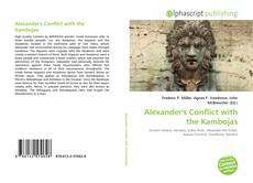Обложка Alexander's Conflict with the Kambojas