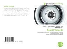Bookcover of Réalité Virtuelle