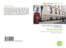 Bookcover of Anton Zamloch