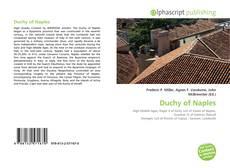 Capa do livro de Duchy of Naples