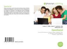 Capa do livro de OpenSocial