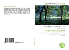 Bookcover of Born to Run (Lost)